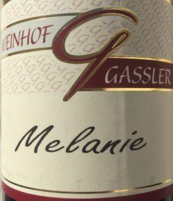 Melanie Blaufränkisch Weingut Gassler