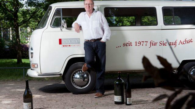 Gerd Rindchen von Rindchens Weinkontor Bully