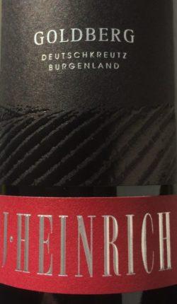 Blaufränkisch Goldberg J. Heinrich