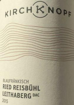 Blaufränkisch Weingut Kirchknopf