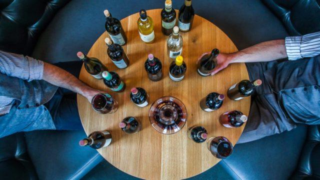 Master Sommelier Weinprobe Tasting