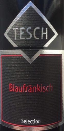Blaufränkisch Weingut Josef Tesch