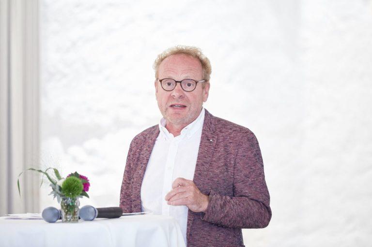 Weingutsleiter Ulrich Mell