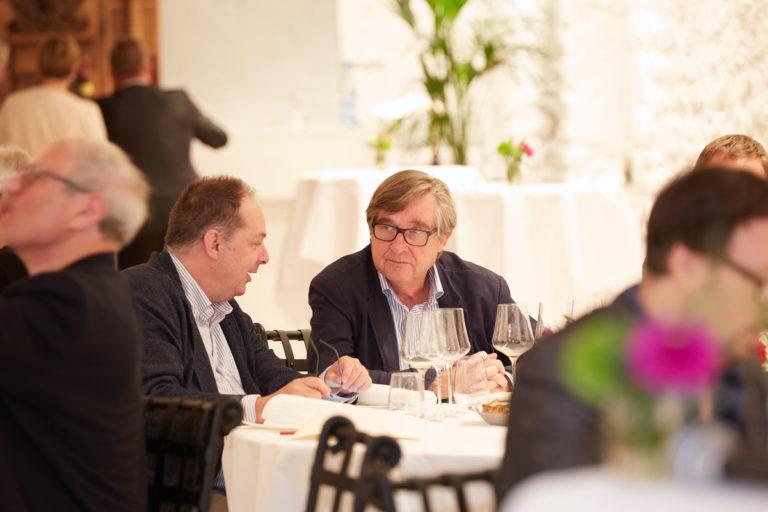 Ulrich Sautter und Jens Priewe