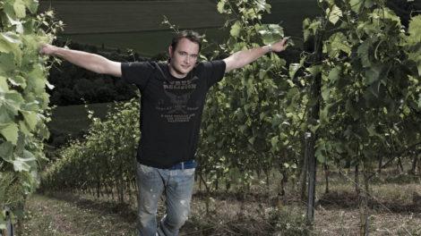 Christian Stahl vom Winzerhof Stahl
