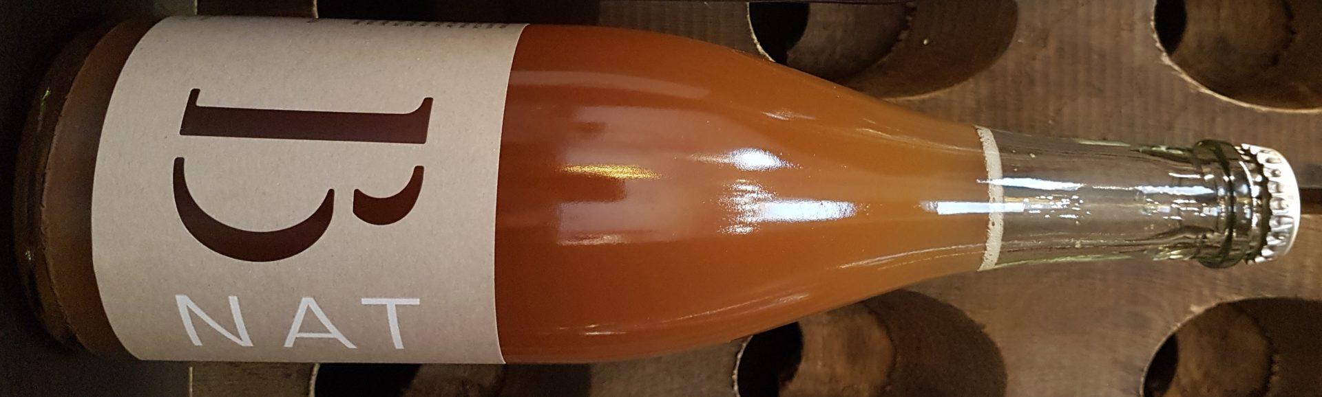 Pet_Nat-Flasche vom Sektgut Barth