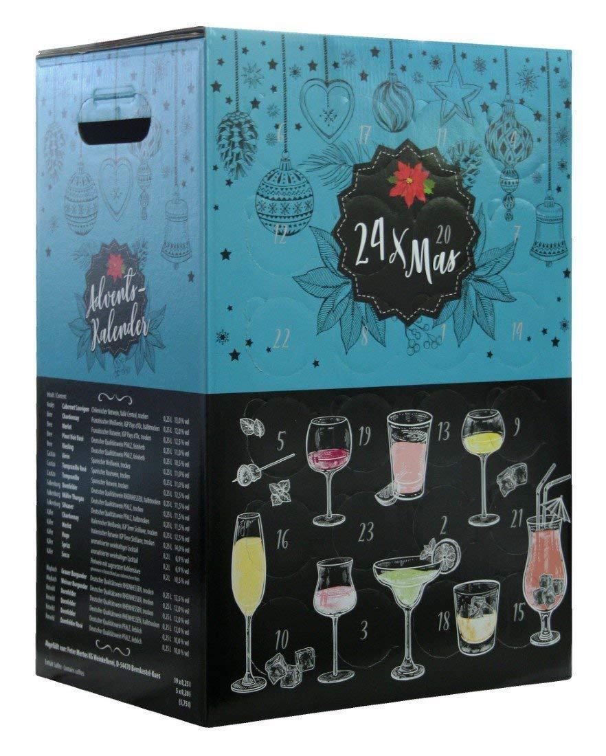 Wein-Adventskalender von Peter Mertes