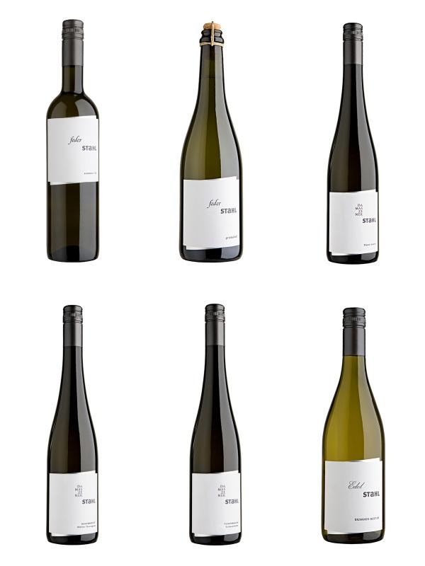Weinpaket 1 Winzerhof Stahl