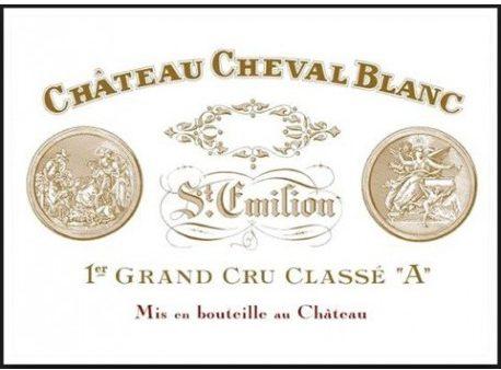 Etikett Cheval Blanc