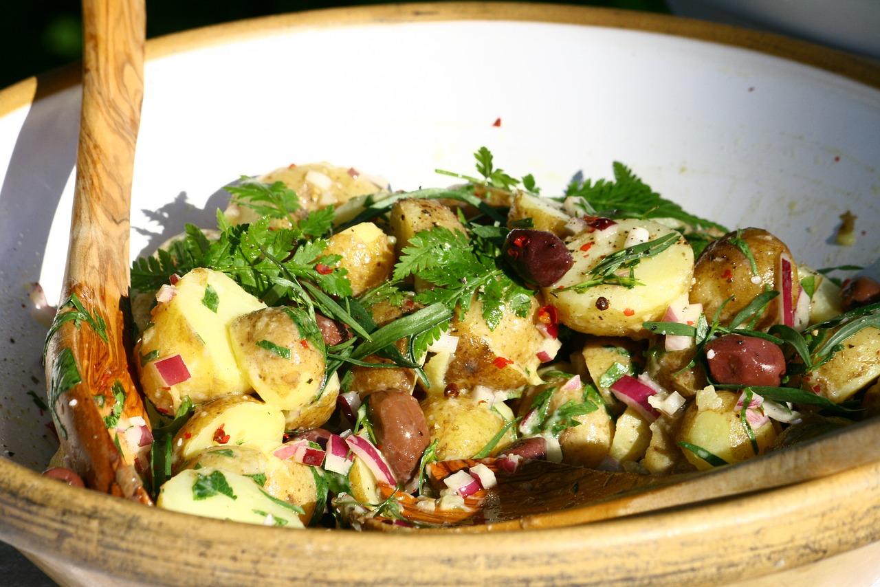 Pellkartoffelsalat