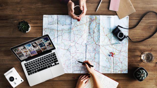 Tourismus Reisen