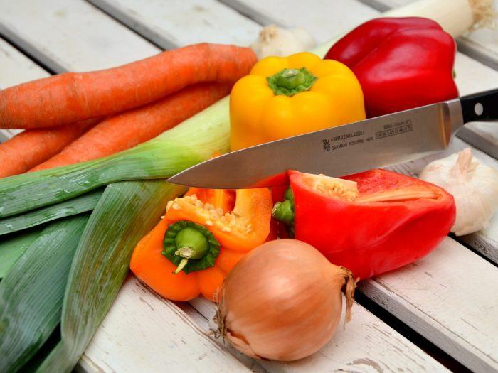 Gemüsesalat