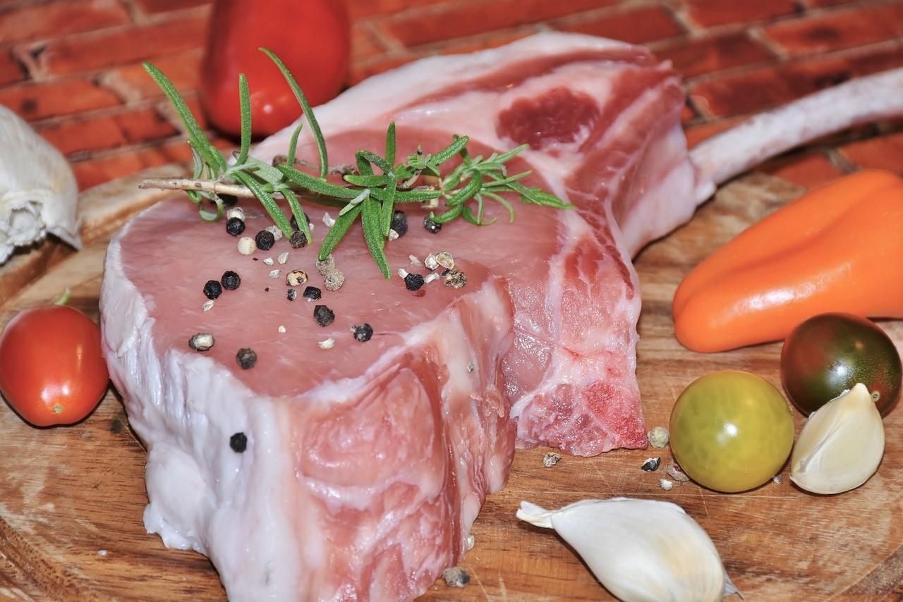 Grillen Schweinefleisch marinieren