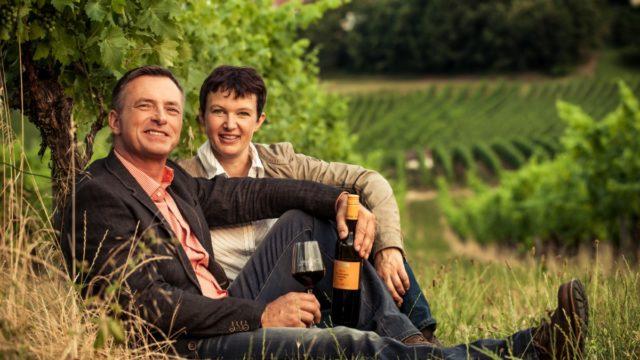 Klaus-Dieter und Christa Warth