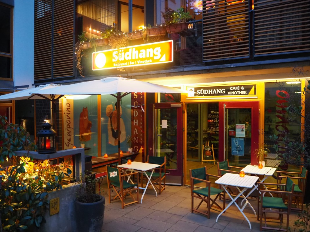 QWeinbar Südhang Hamburg