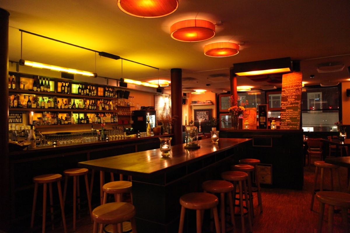 Weinbar Hamburg Suedhang Bar 2 (Custom)
