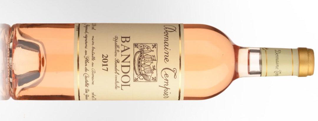 2018 Bandol Rosé, Domaine Tempier
