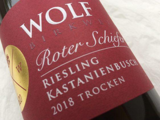 Etikett Wolf