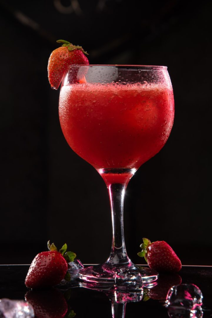 Erdbeer Gin Fizz Rezept